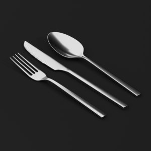 subdivision fork spoon model
