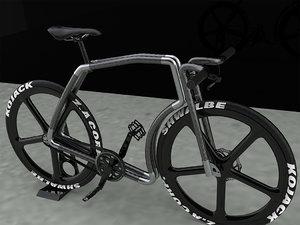 velonia bike 3D model