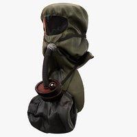 SCSR Gas Mask