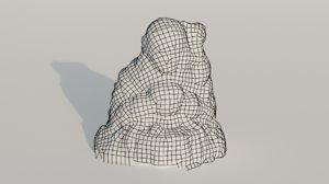 3D background asset