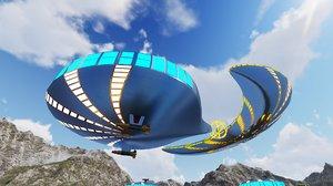 spaceship design model