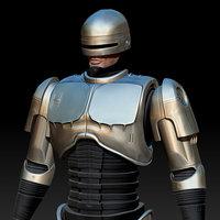 Robo police