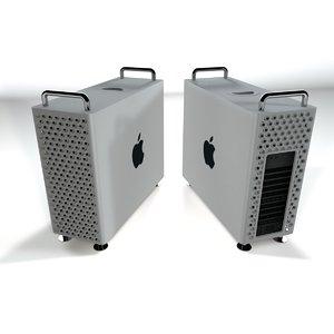 new computer apple 3D