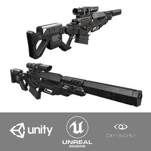 rifle sniper 3D