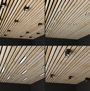 ceilings donolux led 3D