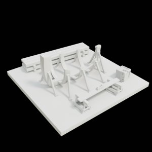 toon shipyard 3D model