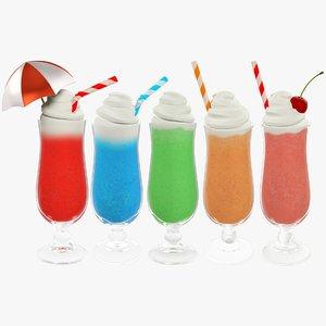 3D cocktails v1