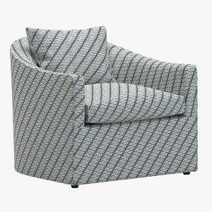 3D chair 121 model