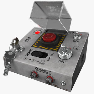 3D detonator electronic
