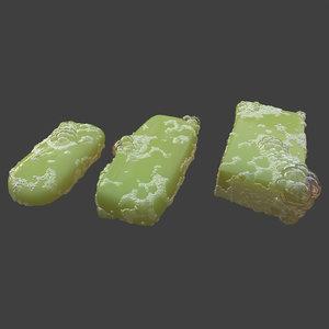 soap foam 3D