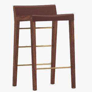 nexus asher israelow stool model
