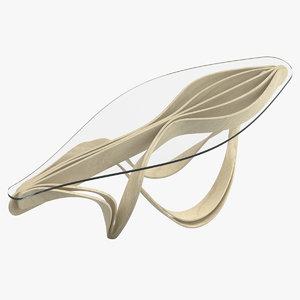 orior design coffee table 3D model