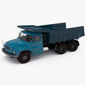 3D tatra 138