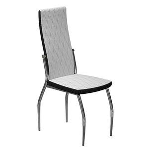 3D kitchen chair aurora model