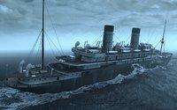 3D ship 1930 model