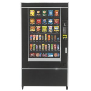 3D snack vending machine