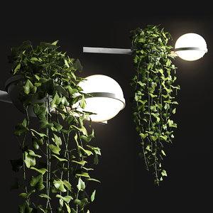 palma 3702 wall 3D model