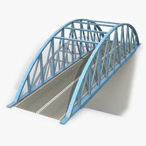 3D metallic model