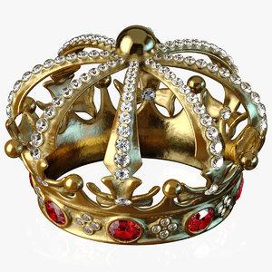 crown royal 3D