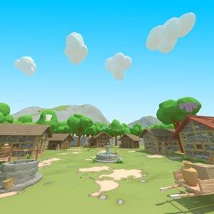 pack rpg adventure games model