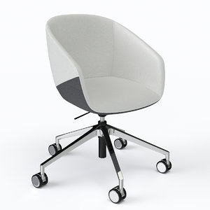 armchair ox:co ox 5r 3D model
