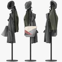 Naula coat rack