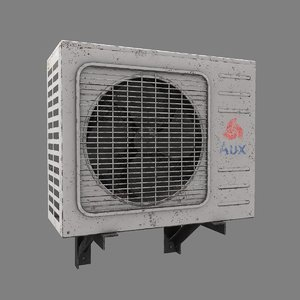 3D air conditioner old