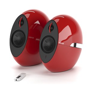 3D desktop speakers edifier luna model