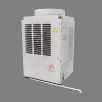 industrial air conditioning dust model
