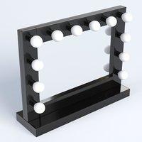 makeup mirror 2 3D
