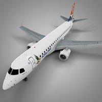 3D airlink embraer190 l570