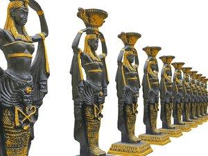 egipt monument 3D model