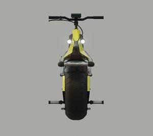 ryno motorcycle 3D
