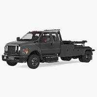 heavy duty tow truck model