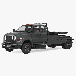 heavy duty tow truck model