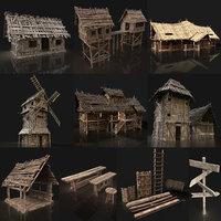 Next Gen AAA Village Builder Collection