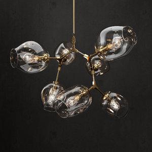 branching bubble 3D