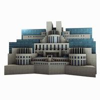 sis building model