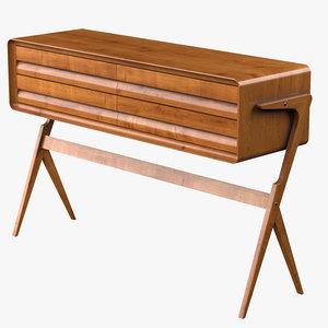 sideboard corona 3D model