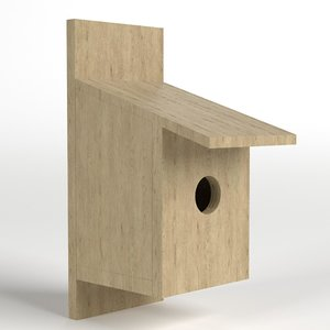 nest box 3D