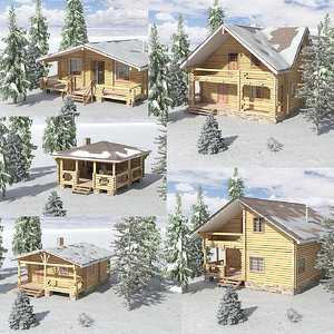 max winter blockhouse trees