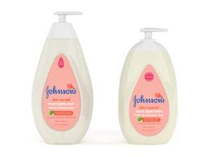johnsons skin nourish sweet 3D model