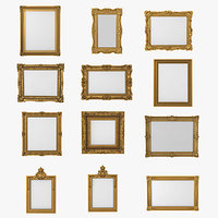 Baroque Picture Frame Pro Collection