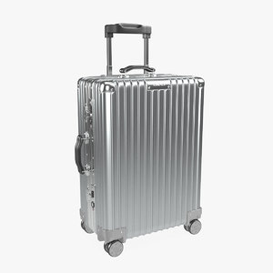 suitcase rimowa model