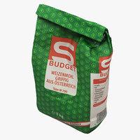 3D scan bag flour 002