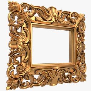 3D frame x19 cnc