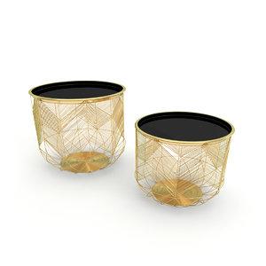 design coffee table coffe 3D
