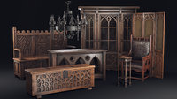 Gothic Furniture Collection 2