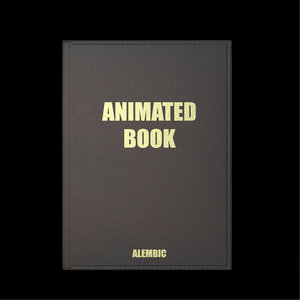 3d model book