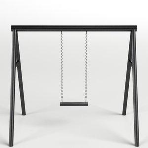 swing 1 3D